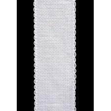 Aida band 5 cm - white