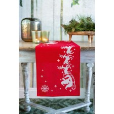 Table runner kit Sleigh