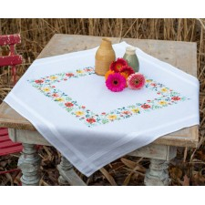 Tablecloth kit Fresh flowers