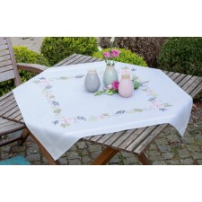 Tablecloth kit Flowers & leaves