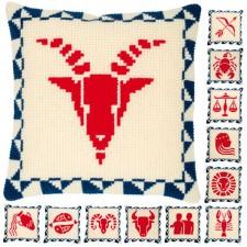 Cross stitch cushion kit Astrology signs