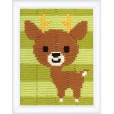 Long stitch kit Little deer