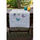 Table runner kit Butterfly dance