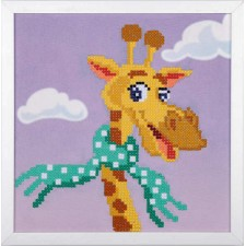 Diamond painting kit Giraffe