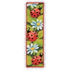 Bookmark kit Ladybird