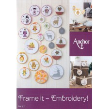 Frame It- Embroidery!