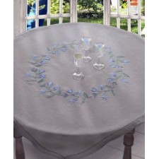 Hyacint tafelkleedje - Bluebell Tablecloth