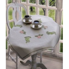 Peer en appel tafelkleedje - Pear and Apple Tablecloth