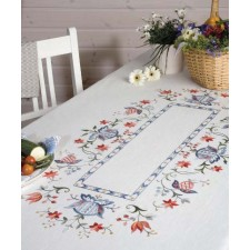 Tafelkleed folklore - Folklore Tablecloth