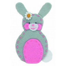 Vingerpopje konijn - Rabbit