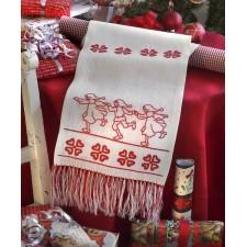 Kerstloper dansende kerstmannen - Dancing Santas Runner