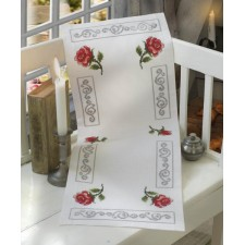 Decoratieve loper - Decorative border Runner