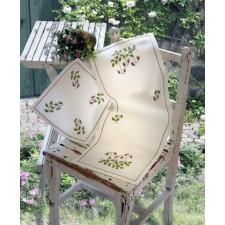 Tafelkleedje bloemetjes - Tablecloth Twinflower