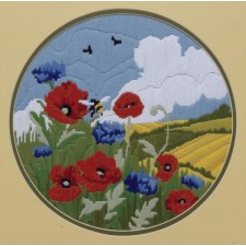 Klaprozen en korenbloemen - Poppies & Cornflowers