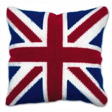 Kussen Engelse vlag - UNION JACK