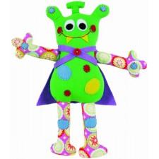 Soft toy Andy de alien - Andy the Alien