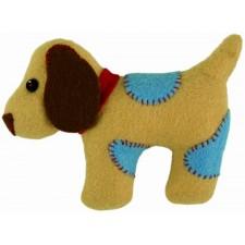 Soft toy Kleine Benjy de hond - Little Benjy Dog Hoog