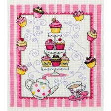 Taartjes - Cupcakes