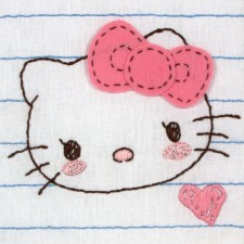 Hello Kitty Lieve Kitty - Lovely Kitty