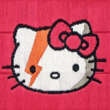 Hello Kitty rockheld - Teddy Rock