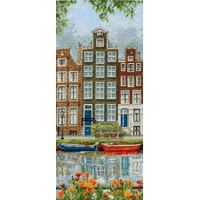 Amsterdamse gracht - Amsterdam Street Scene