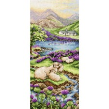Landschap in de Hooglanden - Highland Landscape