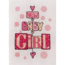 Nieuwe baby meisje - New Baby Girl