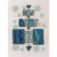 Nieuwe baby jongen - New Baby Boy
