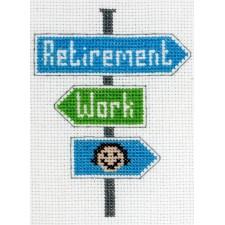 Met pensioen  - Retirement