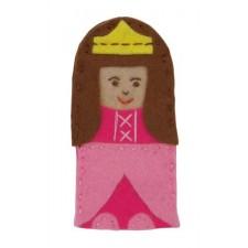 Vingerpoppetje Prinses - Princess Finger Puppet