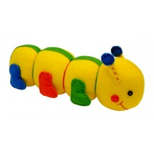 Soft toy Rups - Caterpillar