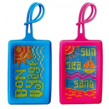 Tassenlabels - Embroidery Bag Tags