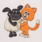Timmy Time: Poesje en Timmy - Mittens And Timmy