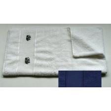 Handdoek donkerblauw