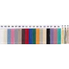 Beijer glanskatoen 12 totaal alle 20 kleuren