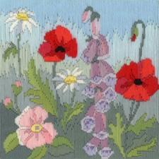 Jaargetijden Zomer - Long Stitch Seasons - Summer