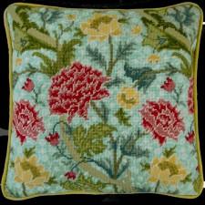 Rode Bloemen - Cray (tapestry)