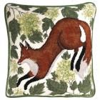 Cushion cross stitch kit Catherine Rowe - Spring Fox - Bothy Threads