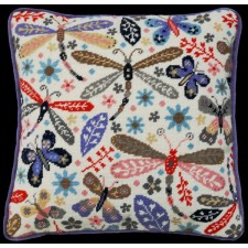Libelle - Dragonfly (tapestry)