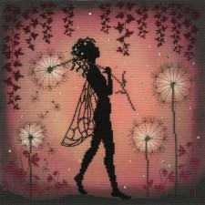 Paardebloemfee - Dandelion Fairy