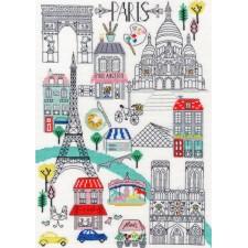 Cities - Love Paris
