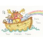 Geboortetegel Ark van Noa - Baby Ark Sampler