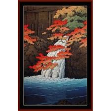 Senju Waterfall