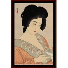 The Geisha Ichimaru