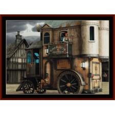 Steampunk Mobile Bordello