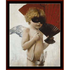 Cupid at the Masked Ball