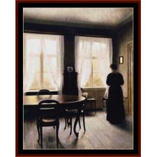 Interior, 1900