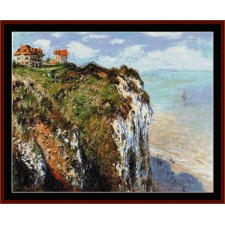 Cliff at Dieppe