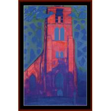 Church Tower of Domburg