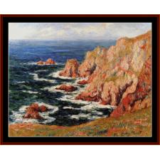 The Breton Coast